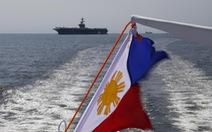 Mỹ lần đầu cam kết bảo vệ Philippines nếu bị tấn công ở Biển Đông