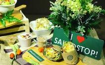 """""""SaladStop!"""" khai trương cửa hàng đầu tiên tại Việt Nam"""