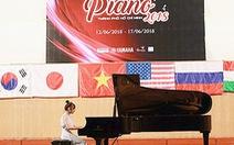 Cuộc thi piano TPHCM 2019 dành cho thí sinh thuộc mọi quốc tịch