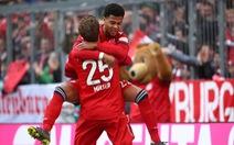 Thắng Wolfsburg 6-0, Bayern Munich vượt mặt Dortmund