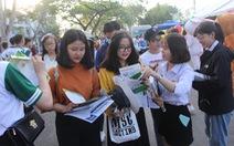 Học sinh miền Tây tựu về Ngày hội tư vấn tuyển sinh tại Cần Thơ