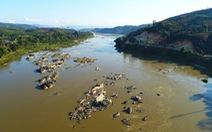 Dân Thái đòi bằng chứng việc Trung Quốc bỏ kế hoạch khơi dòng Mekong