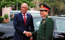 Quan hệ quốc phòng Việt Nam - Philipines phát triển tích cực