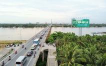 Lại đề xuất dùng vốn ngân sách xây cầu Rạch Miễu 2