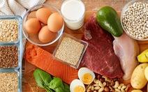 Bạn cần bao nhiêu protein?