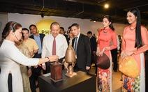 Phó thủ tướng Trương Hòa Bình đến bảo tàng thế giới cà phê