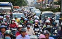 TP.HCM dồn lực chống kẹt xe ở 7 'điểm nóng'