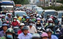 Tăng thời gian xe máy đi làn ôtô đường Phạm Văn Đồng và Trường Chinh