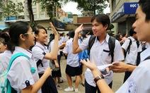 TP.HCM: tuyển 1.645 học sinh vào lớp 10 chuyên