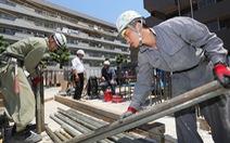 Nhật chỉ muốn tuyển lao động nước ngoài khoẻ mạnh