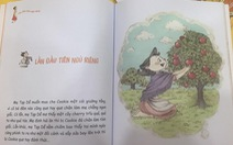 Cookie và Mẹ Tạp Dề - sách cho mẹ và con gái