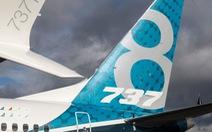 Singapore tạm ngừng hoạt động của mọi máy bay Boeing 737 MAX
