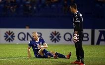 Chơi bóng 'ngây thơ', B. Bình Dương thua CLB Ceres Negros 1-3