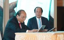 Đưa Việt Nam vào nhóm 4 nước dẫn đầu về chính phủ điện tử trong ASEAN