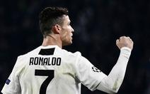 Ronaldo xứng danh 'vị thần Champions League'