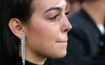 Cảnh bạn gái khóc sau hat-trick của Ronaldo 'dậy sóng' cộng đồng mạng