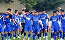 Đội tuyển Việt Nam tham dự King's Cup 2019 tại Thái Lan
