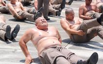 Thái Lan lập trại 'hủy diệt mỡ bụng' toàn bộ cảnh sát béo phì