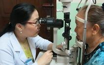 Bệnh viện Mắt TP.HCM khám tầm soát miễn phí bệnh Glaucoma