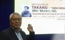 Kể câu chuyện hi sinh của nhà báo Nhật Tanako: 'Tôi tự hào viết ra sự thật'