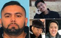 3 thanh niên gốc Việt bị tông chết khi đang thay vỏ xe trên cao tốc Mỹ