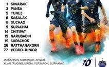 Xuân Trường lại ngồi ngoài ở trận Buriram thắng Jeonbuk 1-0
