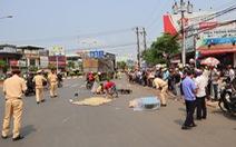 Một ngày hai vụ tai nạn ở ngã tư Đồng Xoài, nữ sinh tử vong tại chỗ