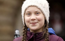 Chống biến đổi khí hậu, nữ sinh 16 tuổi được đề cử Nobel hòa bình