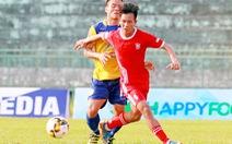 Bình Định vẫn tham dự Giải bóng đá hạng nhất 2019