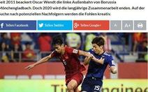 'Đại gia' của Bundesliga muốn chiêu mộ Đoàn Văn Hậu