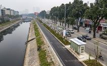 Hà Nội sắp có tuyến đường dành cho người đi bộ cạnh sông Tô Lịch