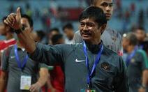 HLV Indra Sjafri tự tin U-23 Indonesia sẽ vượt qua chủ nhà Việt Nam