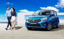 Suzuki tặng 1 năm bảo hiểm cho khách mua xe Celerio