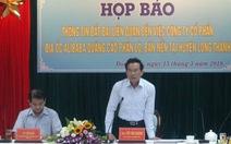 'Công ty Alibaba rao bán nền không đúng sự thật'