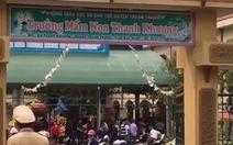 Nghi ăn phải thịt bẩn, hơn 320 học sinh Bắc Ninh về Hà Nội xét nghiệm sán