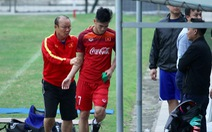 Đình Trọng còn cơ hội dự vòng loại Giải U-23 châu Á, Tiến Linh phải chờ