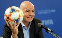 Ngày 5-6, FIFA sẽ quyết định World Cup 2022 có tăng lên 48 đội hay không