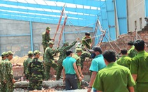 Khởi tố 3 cán bộ liên quan vụ sập tường tại khu công nghiệp Hòa Phú