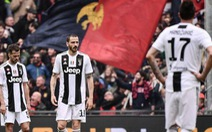 Ronaldo không vào sân, Juventus thua trận đầu tiên ở Serie A