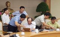 Bộ trưởng Mai Tiến Dũng: 'Tôi dứt khoát không ký tay, cán bộ không dám trình giấy'