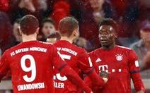 Tức giận Liverpool, Bayern Munich 'hủy diệt' Mainz 6-0