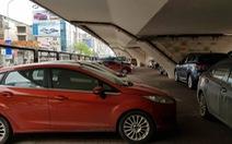 Bộ Giao thông vận tải: Không được lấy gầm cầu làm bãi đỗ xe, trông giữ xe
