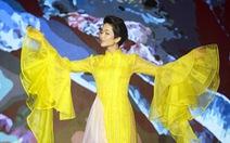 H'Hen Niê lộng lẫy trình diễn bế mạc Lễ hội áo dài 2019