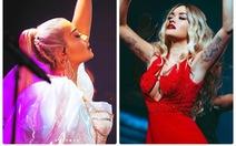 Đến lượt ca sĩ Rita Ora diện đồ Công Trí