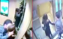 Cưỡng hôn nữ sinh trong thang máy, bị phạt... 200.000 đồng
