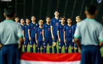 Vòng loại U-23 châu Á 2020: Thái Lan chỉ có 4 ngày tập luyện