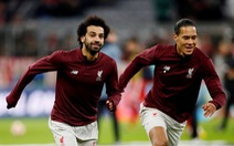 Đồng đội bảo vệ Mohamed Salah giữa 'bão' chỉ trích