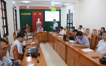 Bình Thuận họp báo vụ cô giáo bị tố quan hệ với học trò