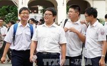 Các trường được mở rộng ngành tuyển thẳng ngoài danh mục