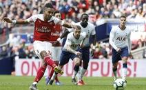 Arsenal rốt cuộc  'mèo vẫn hoàn mèo'